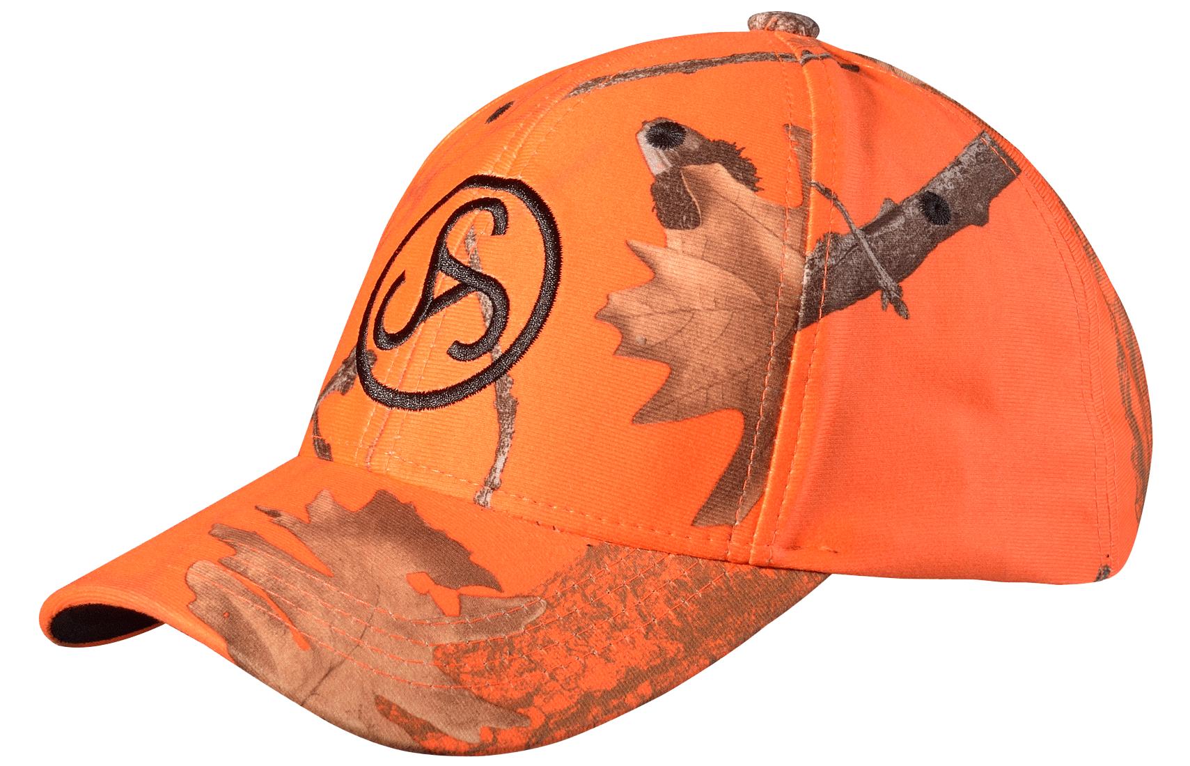 SAUER Camo-Cap Orange