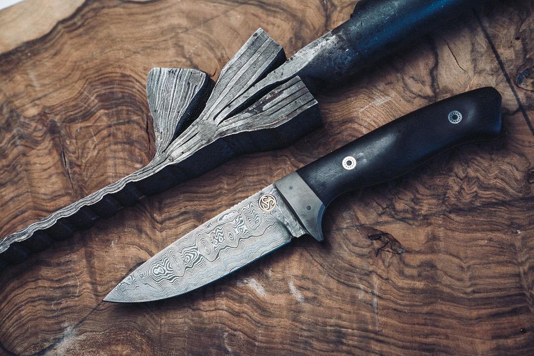 Sauer-Moorschmied Jagdmesser