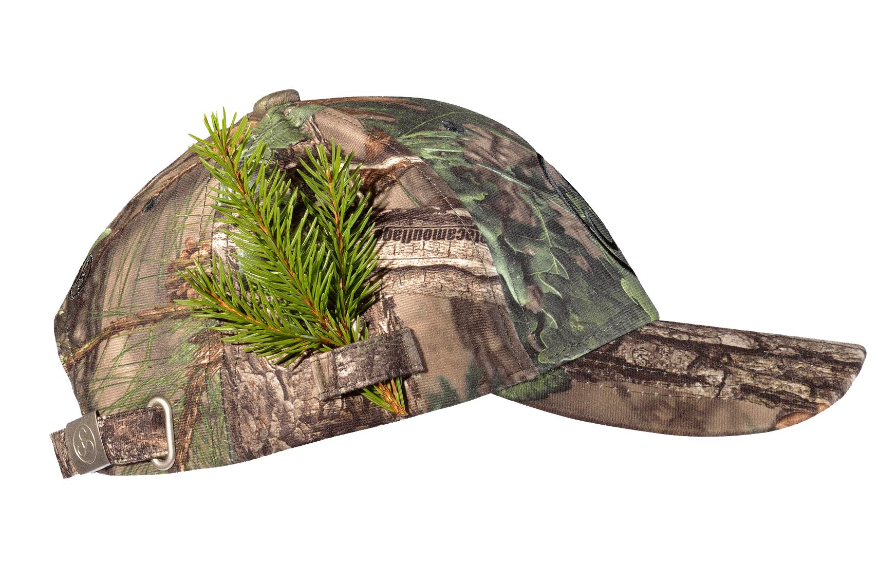 Sauer Camo Cap grün