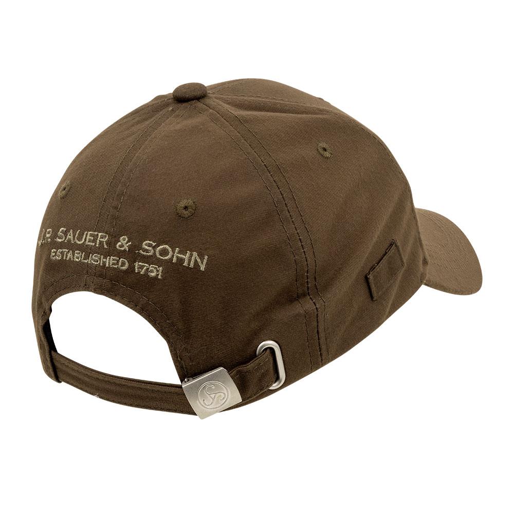 Sauer Cap Brown